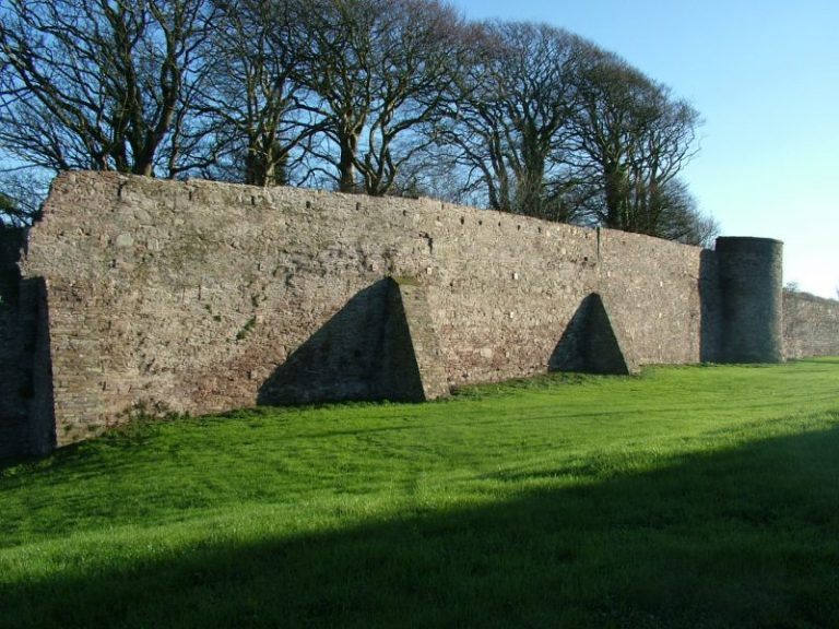 Youghal Town Walls Restoration
